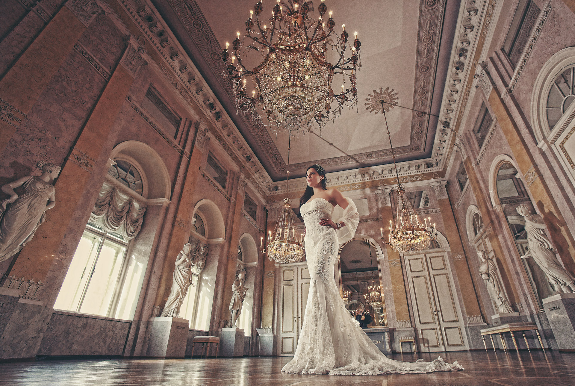 Albertina Museum, Vienna editorial shooting